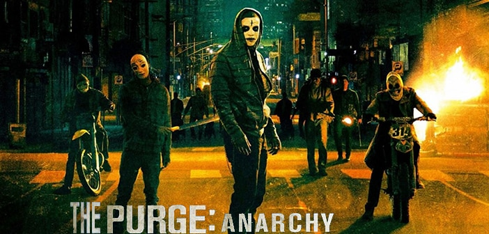 The Purge: Anarchy VIP Advance Screening Giveaway