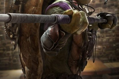 TEENAGE MUTANT NINJA TURTLES Releases 4 New Motion Posters 2