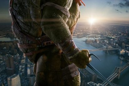 TEENAGE MUTANT NINJA TURTLES Releases 4 New Motion Posters 5