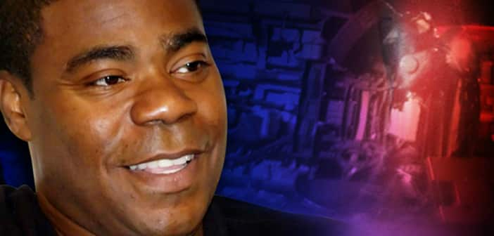 Tracy Morgan Goes After Wal-Mart With Lawsuit