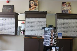ZayZay Gets  An Eye Exam to See What All the Hype Is About Transitions Lenses 13