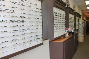 ZayZay Gets  An Eye Exam to See What All the Hype Is About Transitions Lenses 26