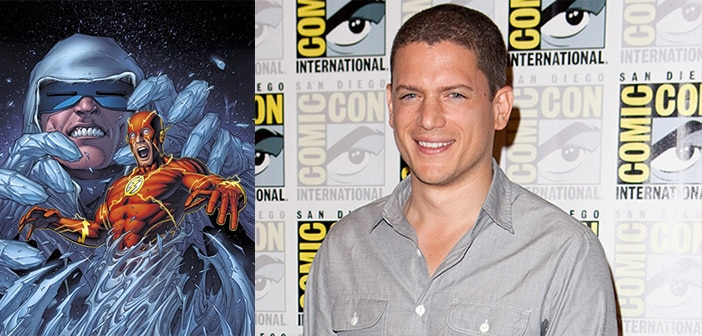 'The Flash' Calls  'Prison Break' star Wentworth Miller For Supervillian Role