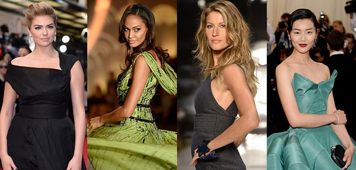 Forbes Announces 2014's Highest-Paid Models In The World