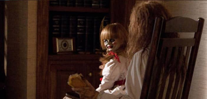 ANNABELLE Doll Gets New Trailer 2