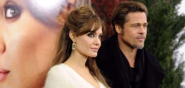 Brad Pitt and Angelina Jolie Finally Marry