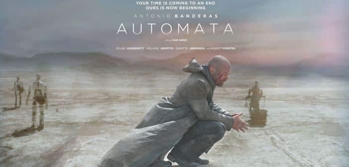 AUTÓMATA – Starring Antonio Banderas – in theaters October 10
