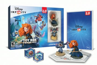 Disney Interactive To Launch Disney-Themed Starter Pack Just In Time for the Holidays 1