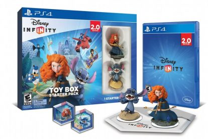 Disney Interactive To Launch Disney-Themed Starter Pack Just In Time for the Holidays 2