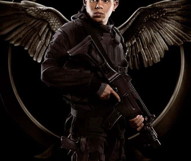 MOCKINGJAY | The Rebel Warrior Posters! 6