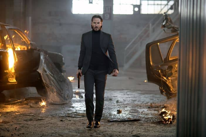 FIRST LOOK - JOHN WICK Screen Image 1