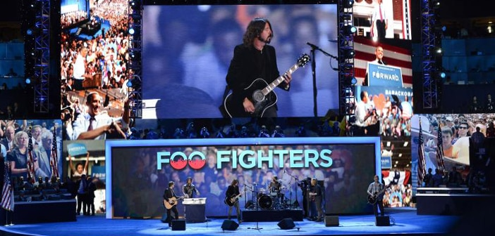 Foo Fighters - Sonic Highways Album Scheduled for Nov. 10 Release