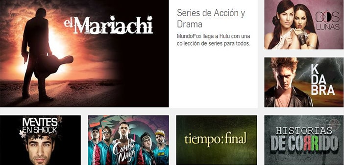Hulu Launches MundoFOX Content 8