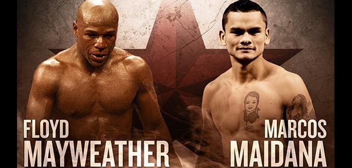 Mayhem: Mayweather Vs. Maidana Ticket Giveaway