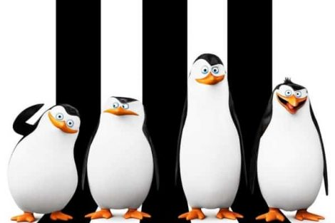 FIRST LOOK - Penguins of Madagascar, in theaters this Thanksgiving! 7