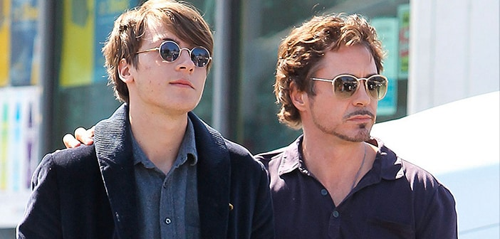 Robert Downey Jr.'s son Indio Downey charged Cocaine Possession