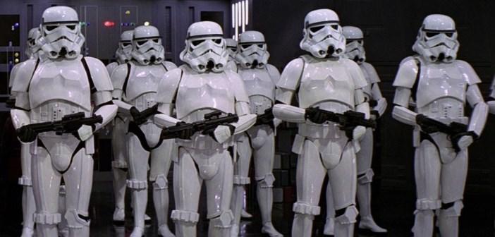Stormtroopers Getting Makeover Helmets In Star Wars Episode VII Pics 4