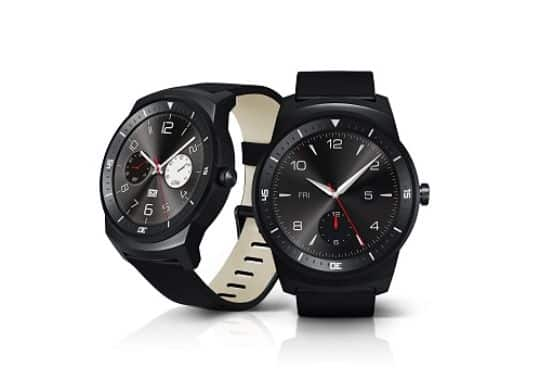 The LG G Watch R(Photo LG)