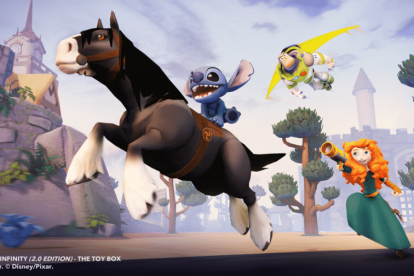 Disney Interactive To Launch Disney-Themed Starter Pack Just In Time for the Holidays 7