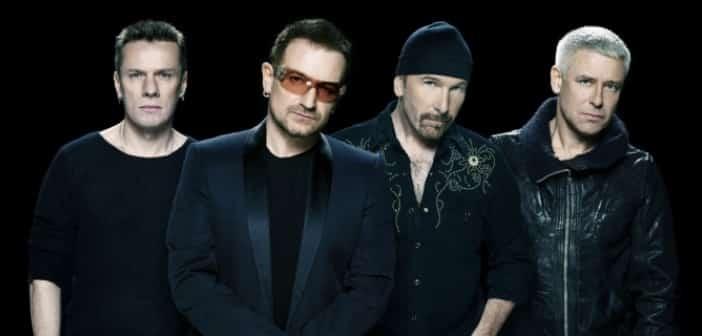 U2 Album Rumored To Be Set For September 2014