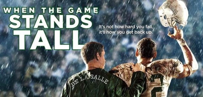 UPDATE: WHEN THE GAME STANDS TALL - VIP Advanced Screening 2