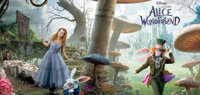 Filmmakers Return to Beloved Stories of Lewis Carroll for All-New Adventure to Underland and Beyond