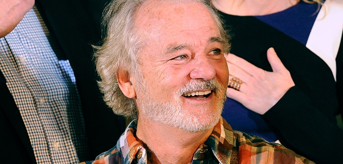 "Bill Murray Joining ""Jungle Book"" As Our Favorite Bear"