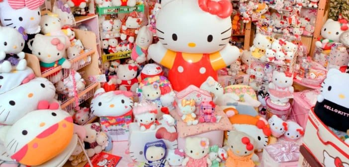 Hello Kitty Is Not Actually A Cat Because Reveals HK Creation Company