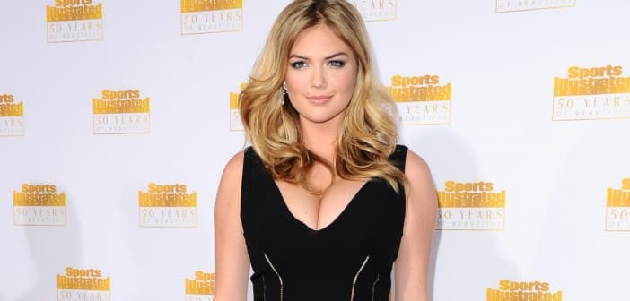 Kate Upton Explains Why She Won't Pose Nude For Media and Magazines