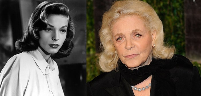 Legendary Actress Lauren Bacall Dies at 89