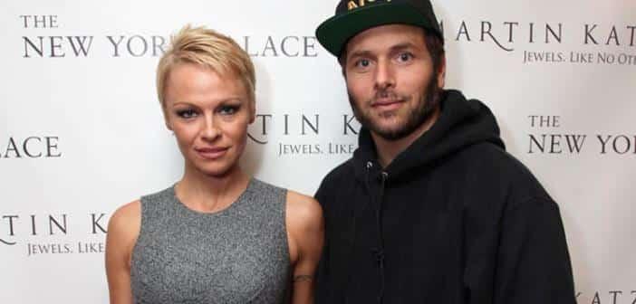 Pamela Anderson Pulls Plug on Divorce Proceedings Against Rick Salomon