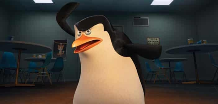FIRST LOOK - Penguins of Madagascar, in theaters this Thanksgiving! 6