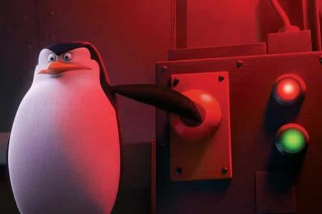 FIRST LOOK - Penguins of Madagascar, in theaters this Thanksgiving! 2