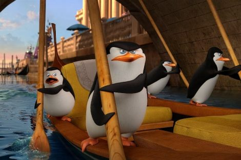 FIRST LOOK - Penguins of Madagascar, in theaters this Thanksgiving! 3
