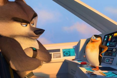 FIRST LOOK - Penguins of Madagascar, in theaters this Thanksgiving! 4