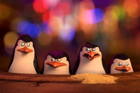 FIRST LOOK - Penguins of Madagascar, in theaters this Thanksgiving! 5