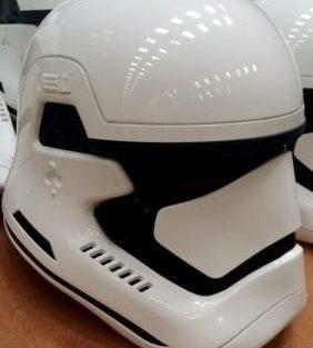 Stormtroopers Getting Makeover Helmets In Star Wars Episode VII Pics 3