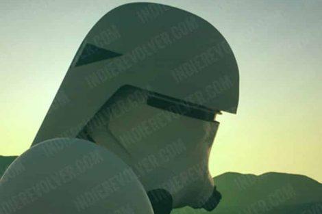 Stormtroopers Getting Makeover Helmets In Star Wars Episode VII Pics 2