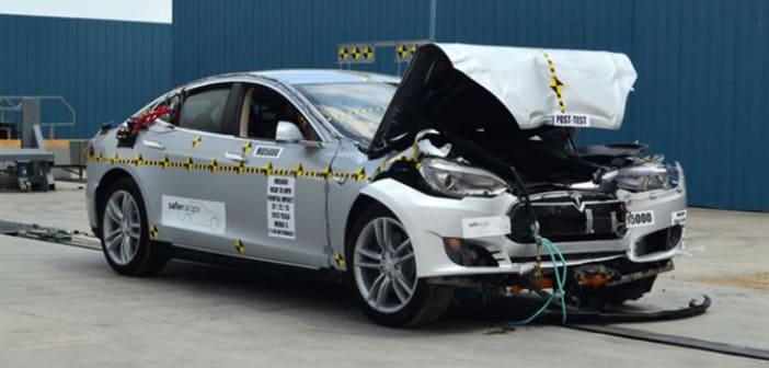 Tesla's Model S So Safe It Broke the Testing Gear