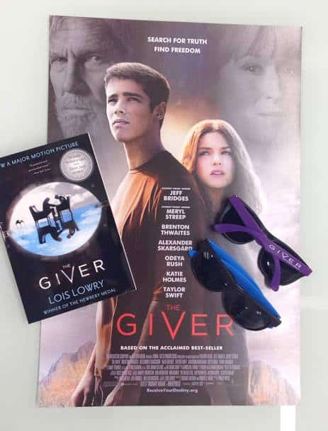 the giver prizes