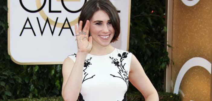 Zosia Mamet Opens Up about Her Eating Disorder