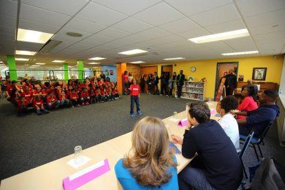 ANNIE Adopts Turnaround Arts to Support Struggling Schools!  3