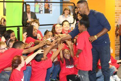 ANNIE Adopts Turnaround Arts to Support Struggling Schools!  2