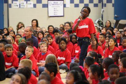 ANNIE Adopts Turnaround Arts to Support Struggling Schools!  6