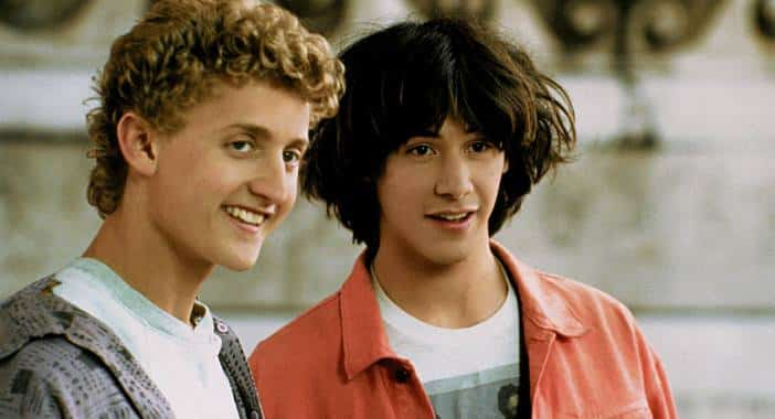 Alex Winter Reveals Excellent Details On 'Bill & Ted 3' Project