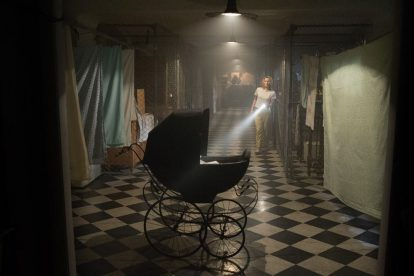 ANNABELLE Film sharing New Film Stills To Get Your Nightmares Primed This Halloween 1