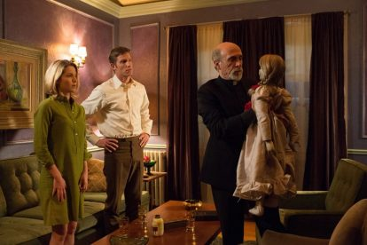 ANNABELLE Film sharing New Film Stills To Get Your Nightmares Primed This Halloween 2