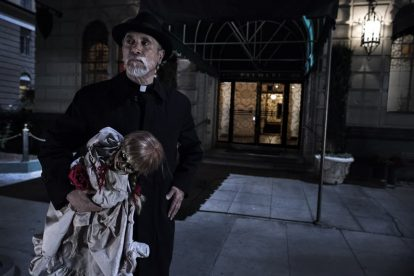 ANNABELLE Film sharing New Film Stills To Get Your Nightmares Primed This Halloween 3