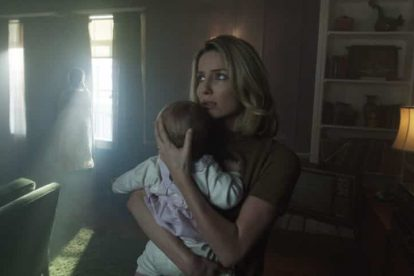 ANNABELLE Film sharing New Film Stills To Get Your Nightmares Primed This Halloween 5