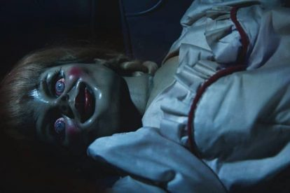 ANNABELLE Film sharing New Film Stills To Get Your Nightmares Primed This Halloween 7